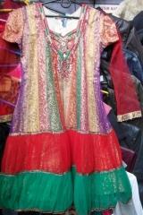 Sukienka Indyjska