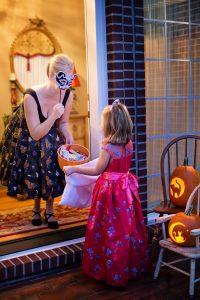 stroje na halloween kraków