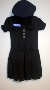 Kostium Policjantki