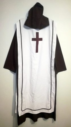 Strój Krzyżaka