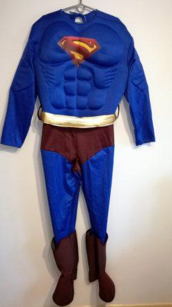 Strój Supermana