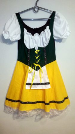 Sukienka Bawarska