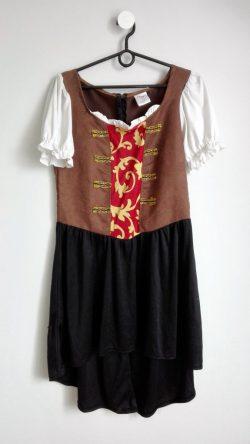 Sukienka Dworska