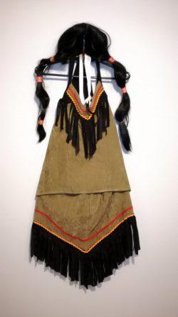 Strój Indianki