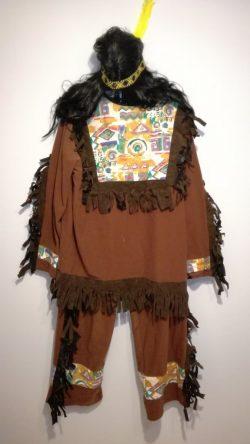 Kostium Indianina