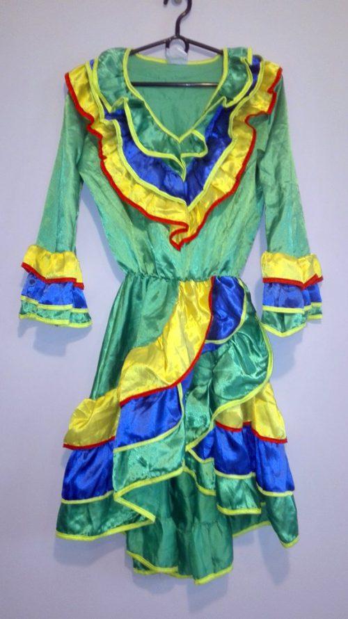 Sukienka Hiszpańska