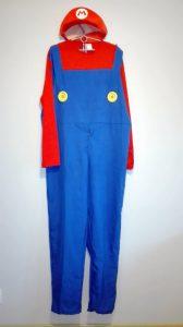 Strój Super Mario Bros