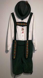 Strój Bawarczyk - Kostium Bawarski
