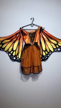 Strój Motyla