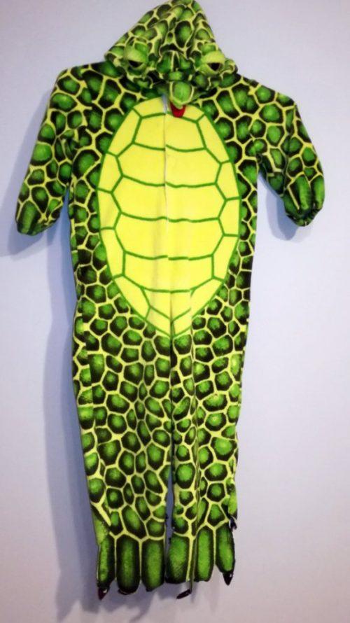 Strój Żółwia