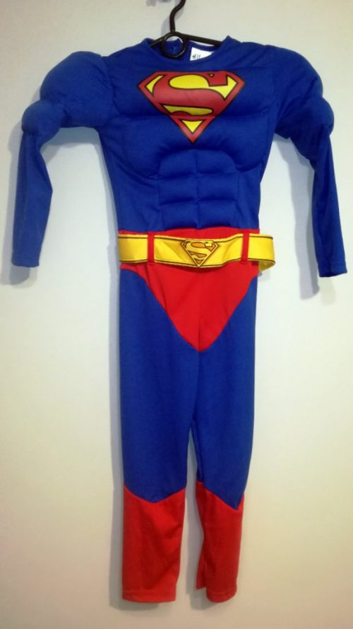 Strój Supermana dla dzieci