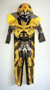Strój Transformersa