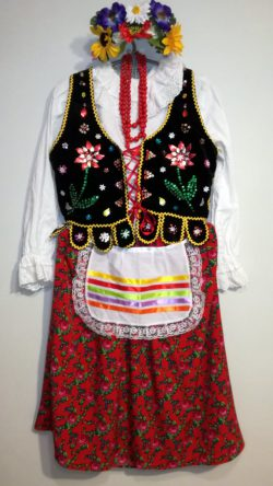 Strój Krakowianki
