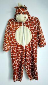 Strój Żyrafy dla dzieci