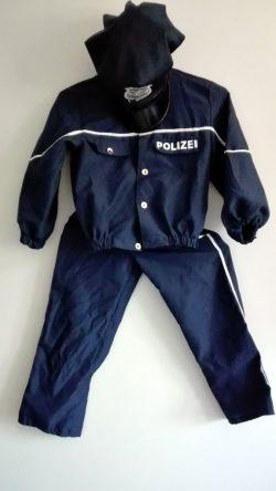 Przebranie Policjanta