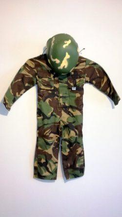 Strój Żołnierza dla chłopca