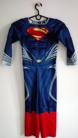 Strój Superman dla dzieci