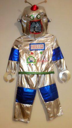 Strój Robota - Kosmity