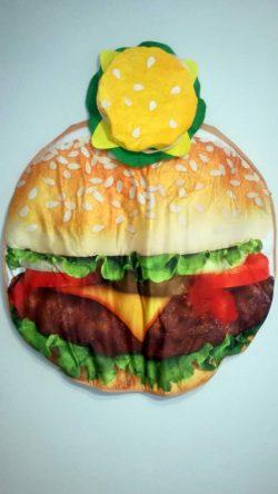 Strój Hamburgera