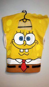 Strój Pan Gąbka Spongebob