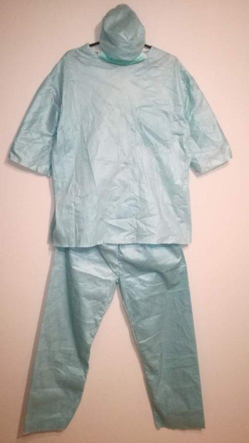 Strój Chirurga