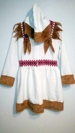 Strój Eskimoski