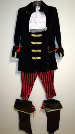 Strój Piratka