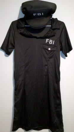 Strój FBI