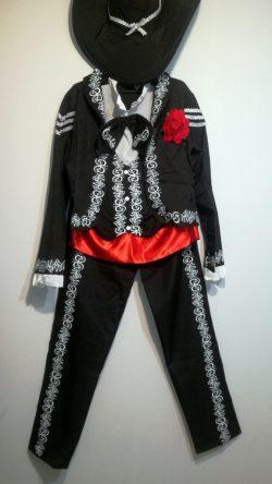Strój Meksykańskie Halloween