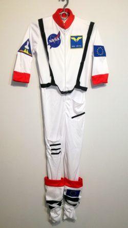 Strój Astronautka
