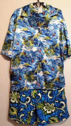 Strój Hawajski