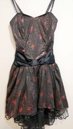 Sukienka PRL