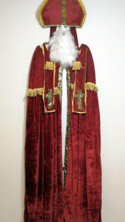 Strój Biskupa Mikołaja